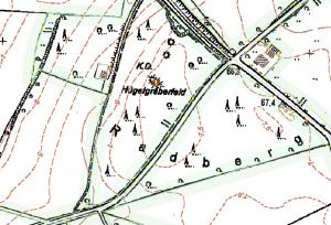 geopedia.de - Grabhügel Grundkarte